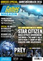 PC Games Magazin 01/2017 - Hitvorschau 2017: Star Citizen, Mass Effect Andromeda, u.v.m.