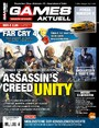 Games Aktuell Magazin 07/2014 - Assassin's Creed Unity