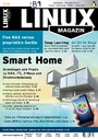 Linux-Magazin 12/2016 - Smart Home