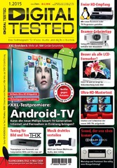 DIGITAL TESTED 01/2015 - Android-TV