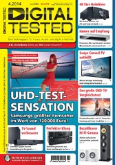 DIGITAL TESTED 04/2014 - UHD-Test-Sensation
