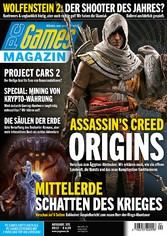 PC Games Magazin 09/2017 - Assassins Creed Origins